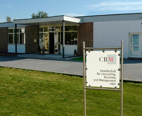 Gebäude der CBM GmbH FaSi Ausbildung SiGeKo Ausbildung